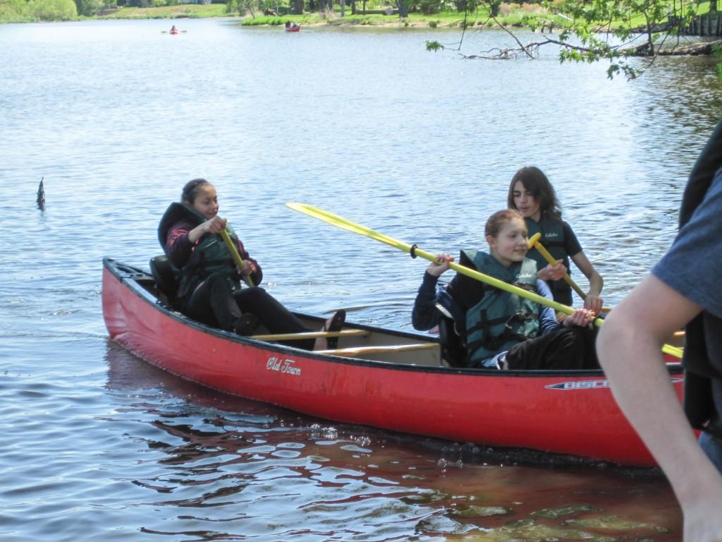 Canoe100