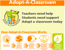 Adopt-a-Classroom